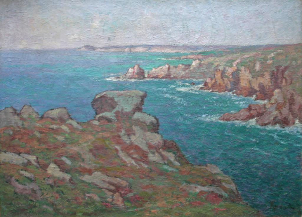 Alfred Marzin Belle Ile en Mer