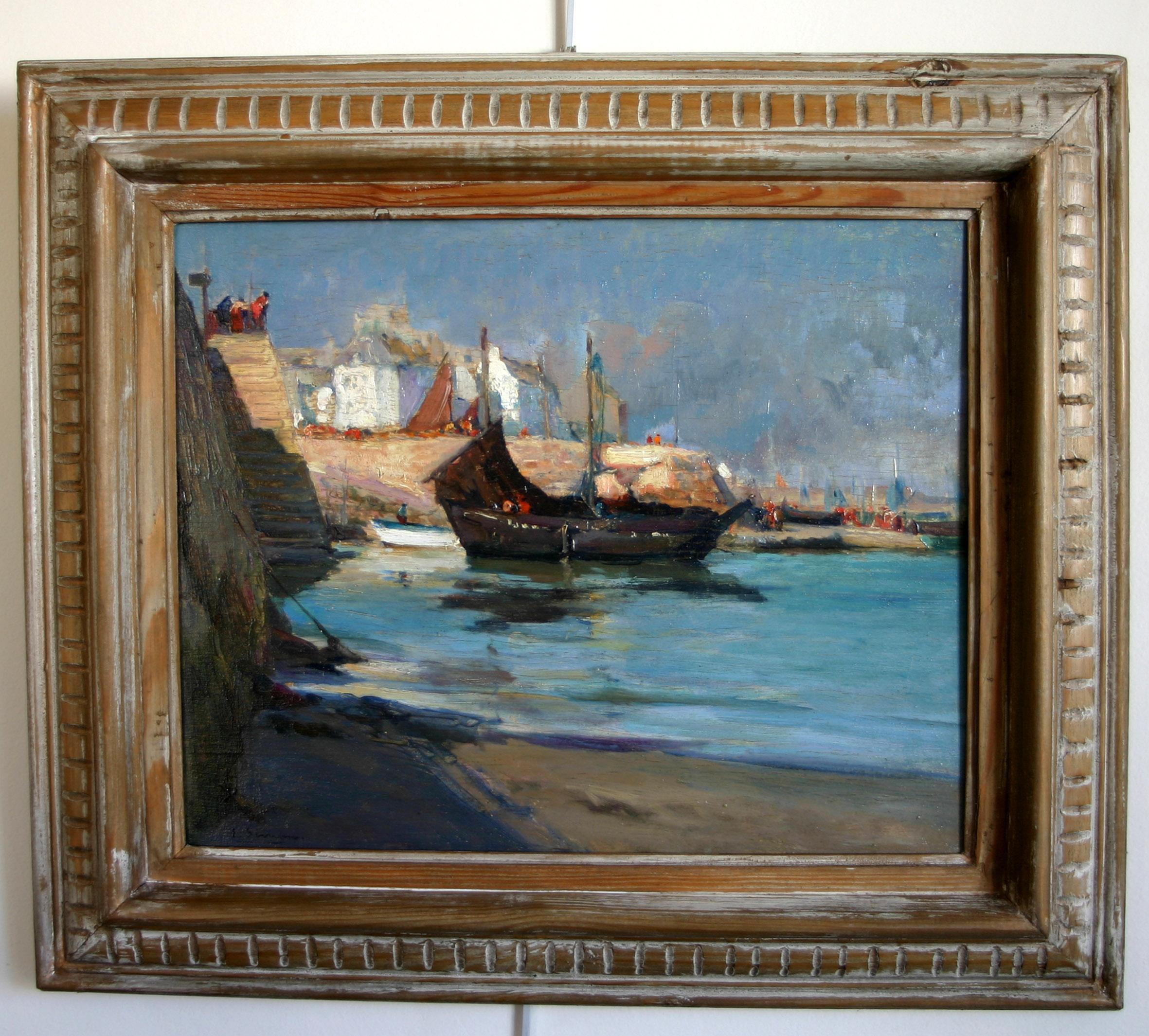 Emile Simon Artiste Breton