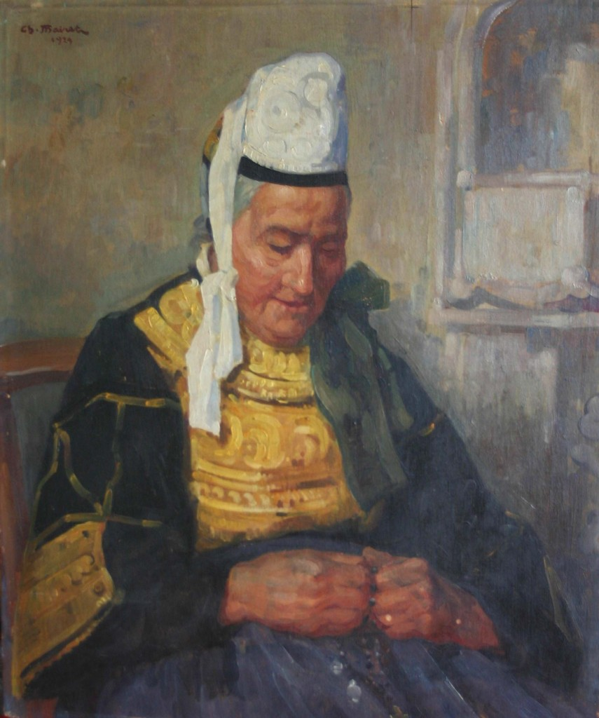 Charles Mairet bigoudène