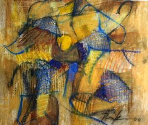 Bill Parker peintre américain