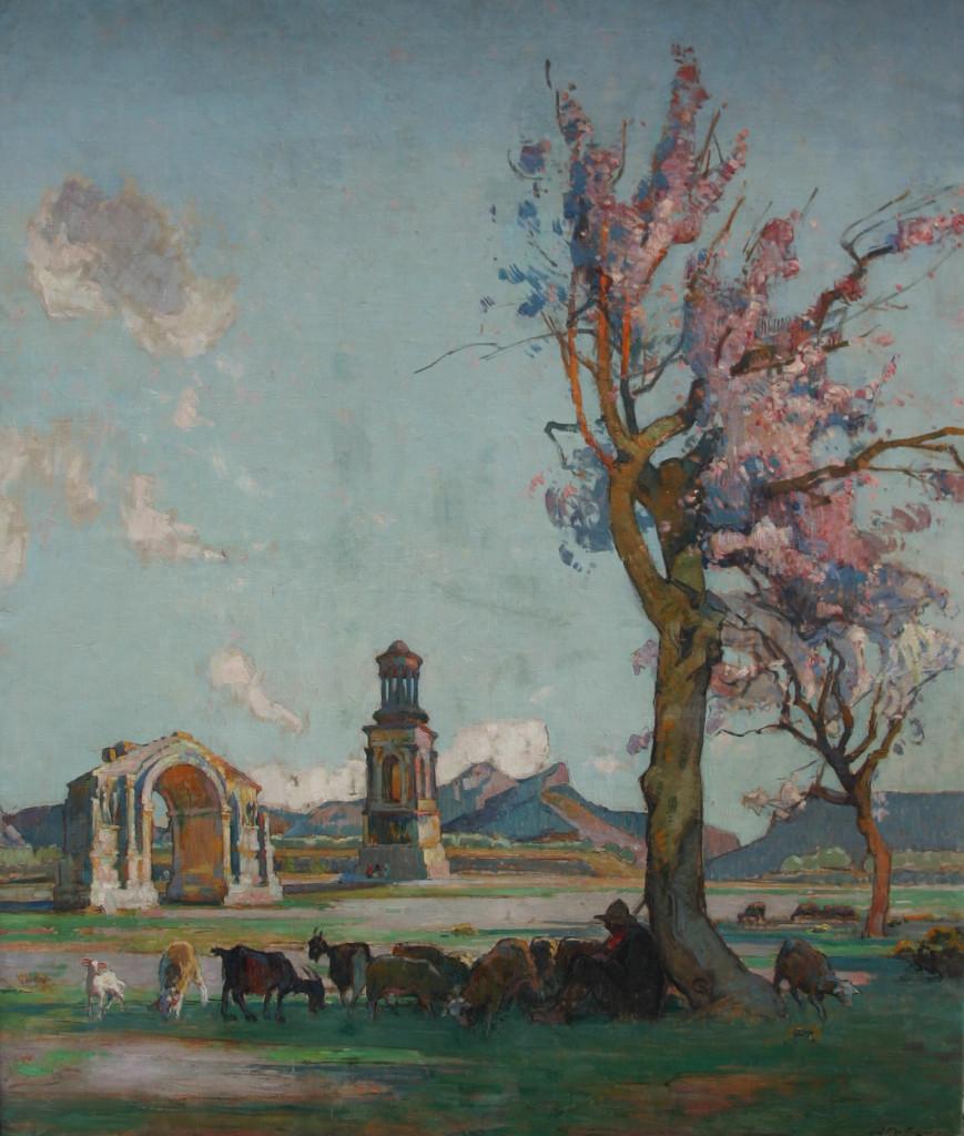 Louis Agricol Montagné Arles
