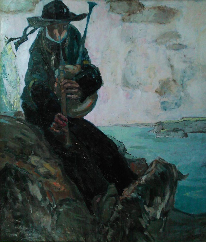 Paul Auguste Masui expressionniste belge Bretagne