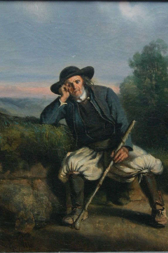 Auguste Goy Pays Bigouden Cornouaille