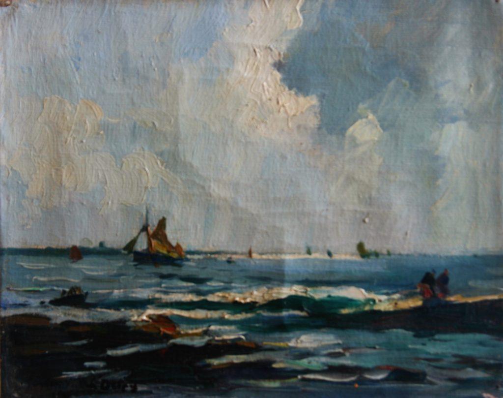 Lucien Victor Delpy marine Concarneau