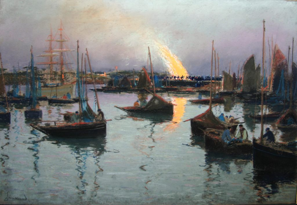 Janssaud Mathurin Concarneau