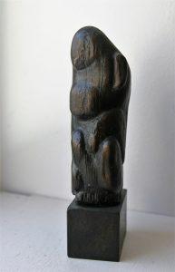 Joseph Constant sculpture bronze