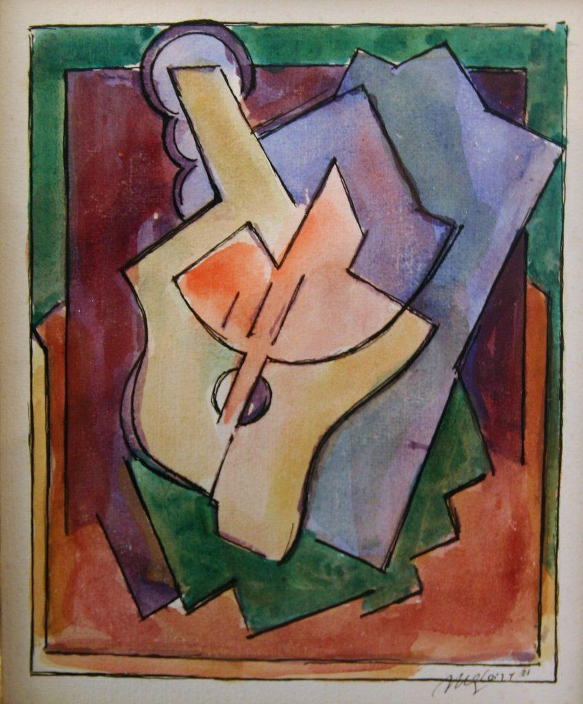 Albert Gleizes cubisme