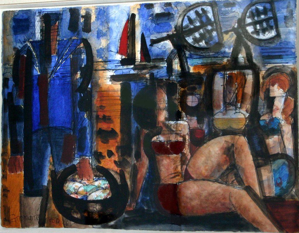 Marcel Gromaire cubisme