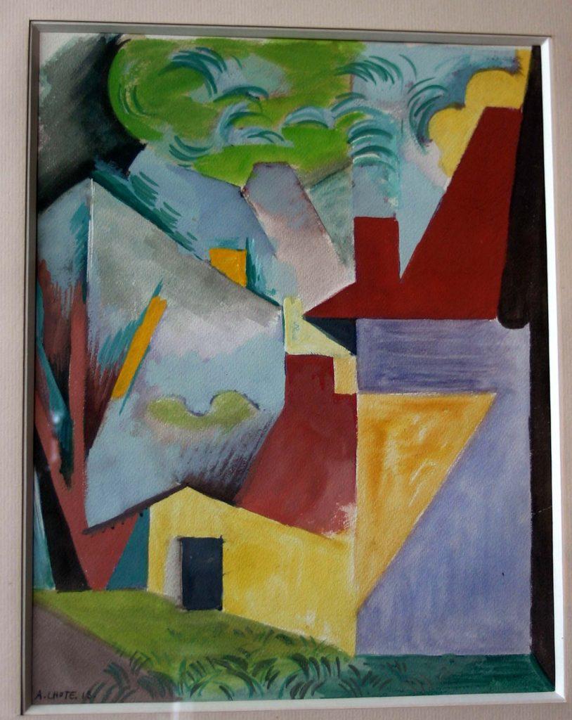 André Lhote cubisme