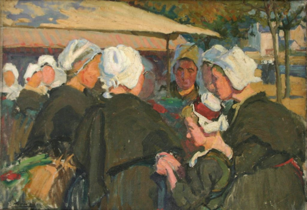 Joseph Milner Kite Pont-Aven