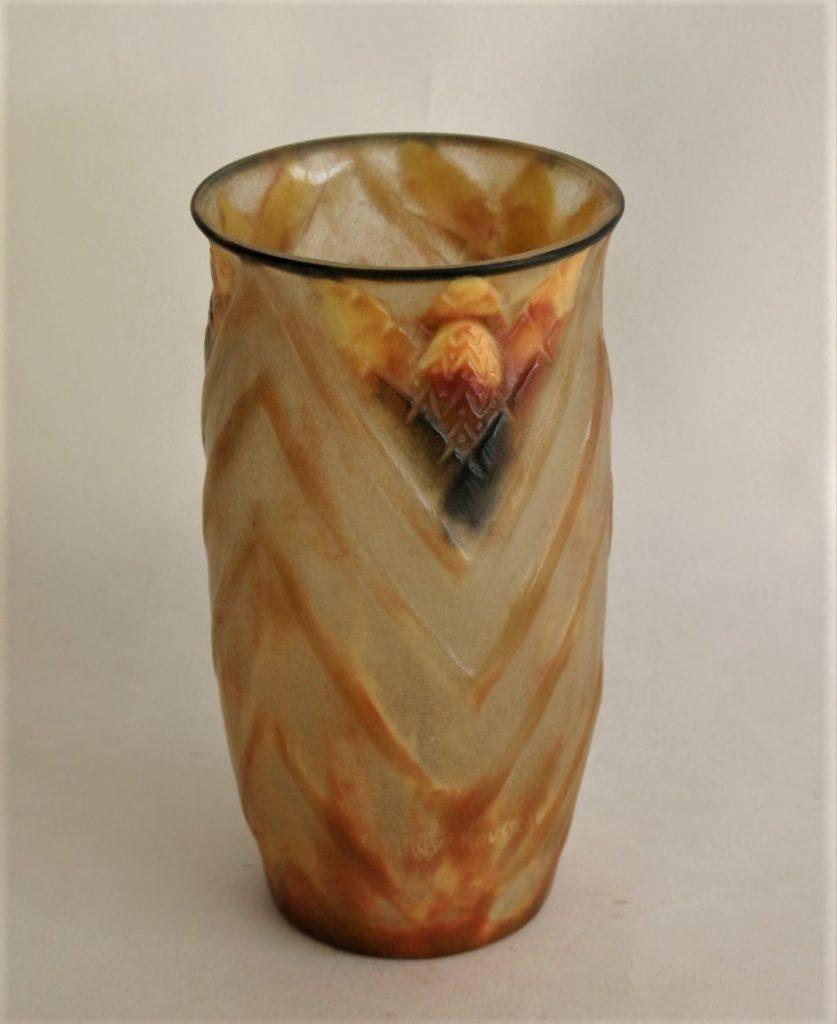 Argy Rousseau pâte de verre art nouveau