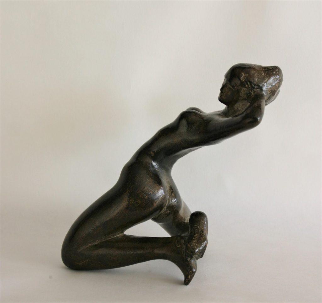 Jean Laniau sculpteur bronze