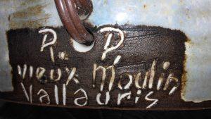 Robert Pérot Vieux Moulin Vallauris