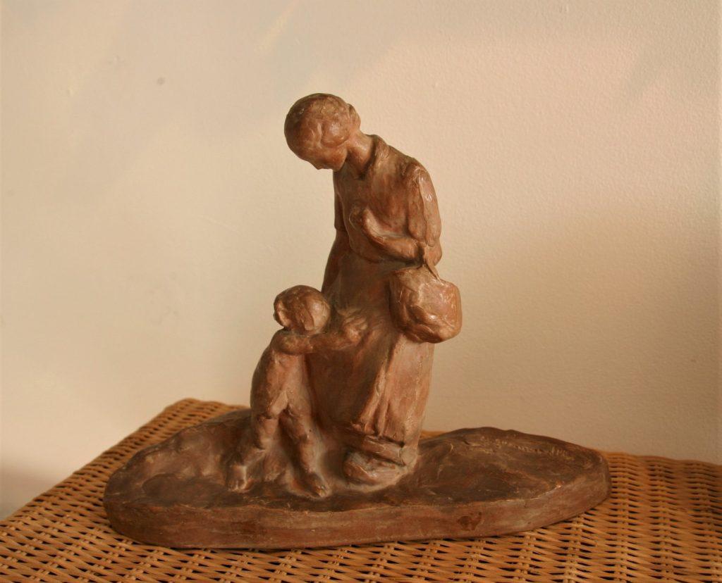 amedeo genneralli art déco sculpteur italien